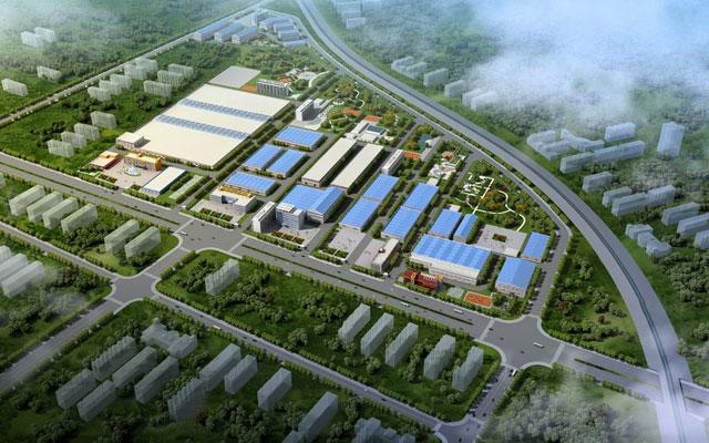 广安安明工业园